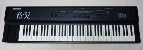 KS-32 Keyboard Workstation