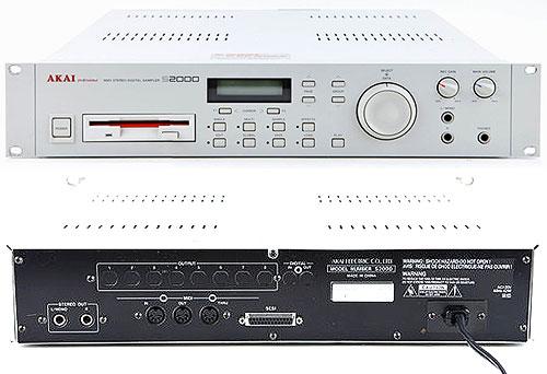 Akai Professional S2000