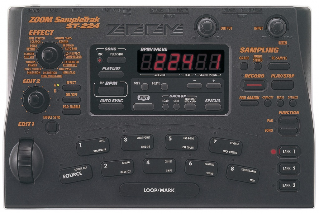 Sampletrak ST-224