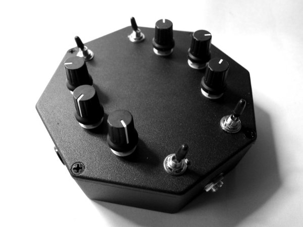Blackdeath Noise Synth