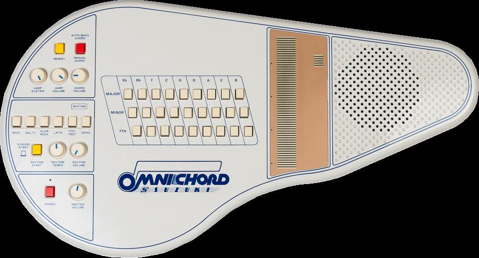 Omnichord OM27