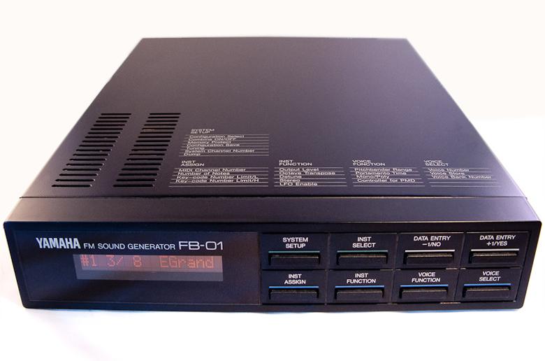 Yamaha FB-01