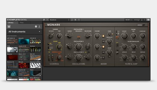 Native Instruments Komplete Select
