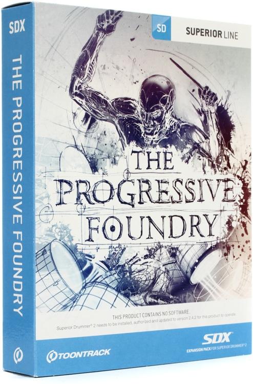 The Progressive Foundry