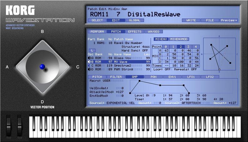 Wavestation Legacy