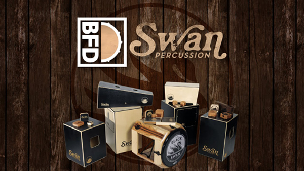BFD Swan Percussion