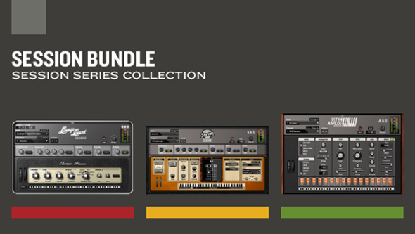Session Bundle - Session Series Collection