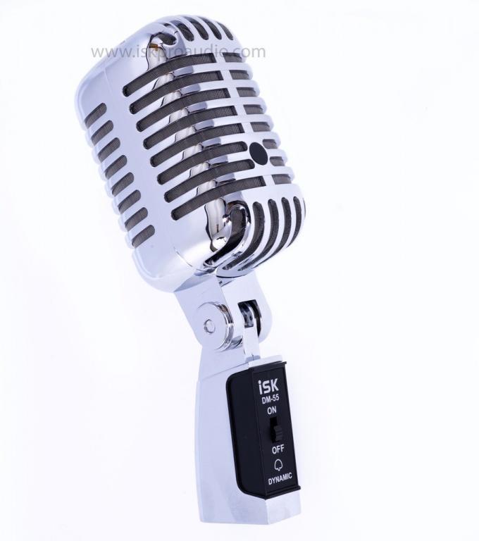 iSK Pro Audio DM-55 Elvis Mic