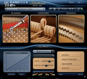Pianoteq Add-on Instrument - Bluthner Model 1