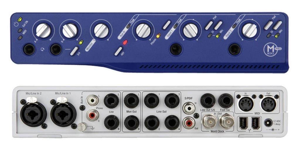 Mbox 2 Pro
