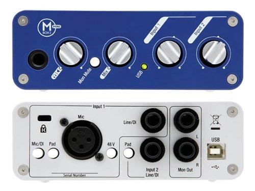 Avid Mbox 2 Mini