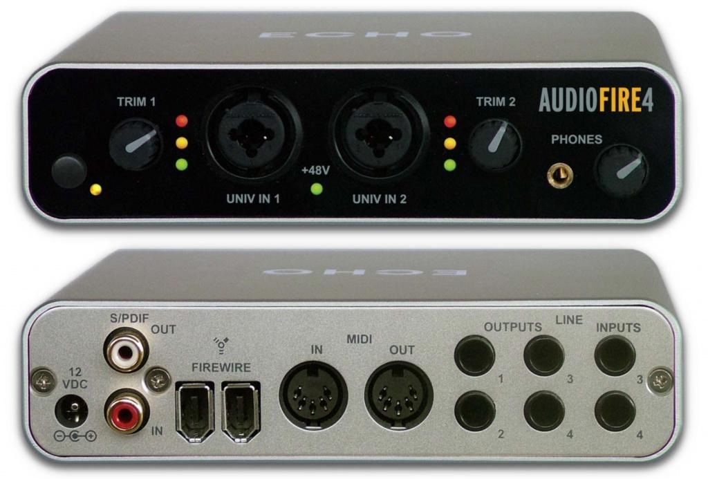 AudioFire 4