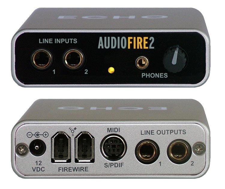 Echo Digital Audio AudioFire 2