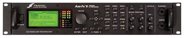 AXE FX II