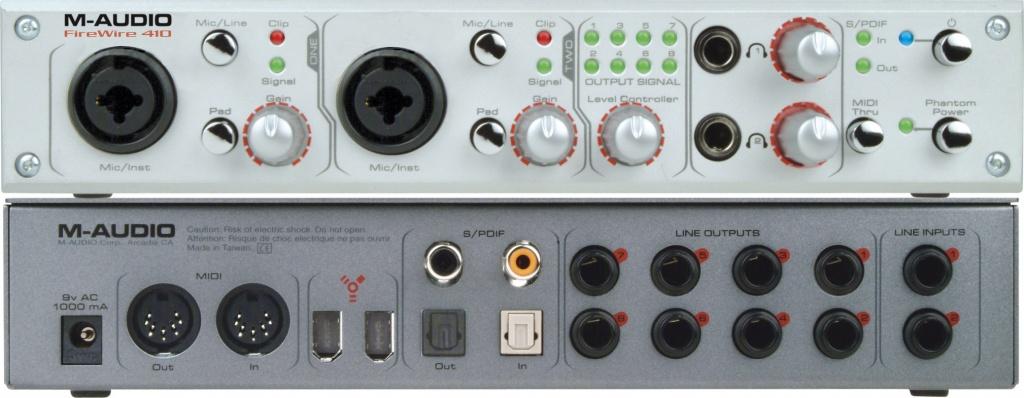 FireWire 410