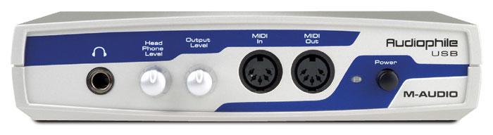 Audiophile USB