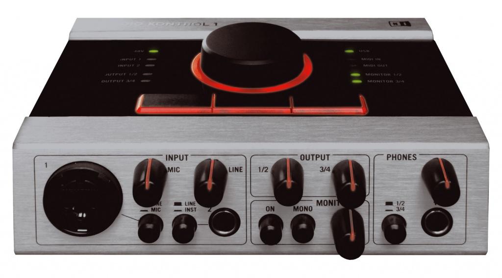 Native Instruments Audio Kontrol 1