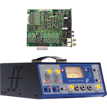 ISA One with ISA A/D Option Card