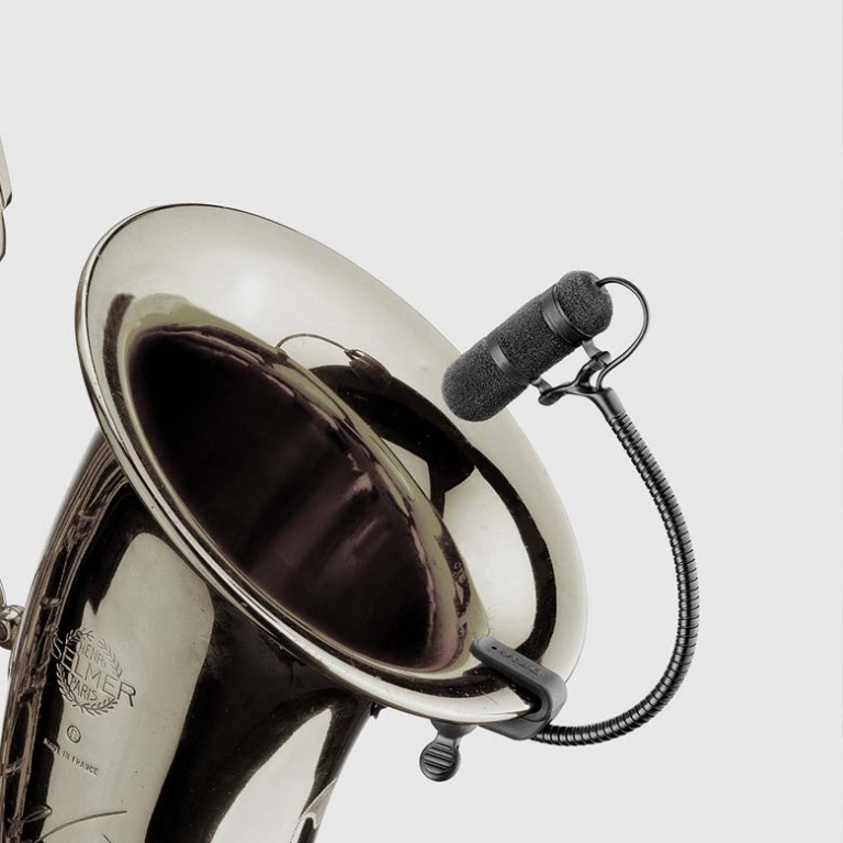 d:vote 4099 Instrument Microphone for Saxophone