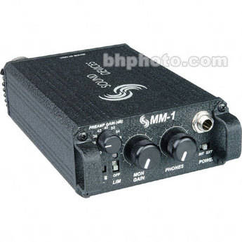 MM-1 Preamp
