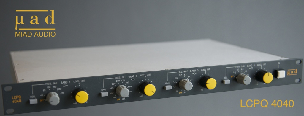 MIAD Audio LCPQ 4040