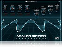 UVI Sounds & Software Analog Motion