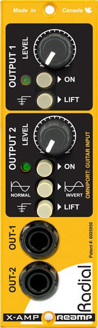 X-AMP-LB