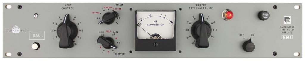 RS124 Compressor - Mastering