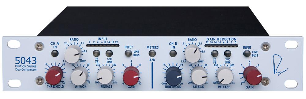 Rupert Neve Designs 5043 Compressor/Limiter
