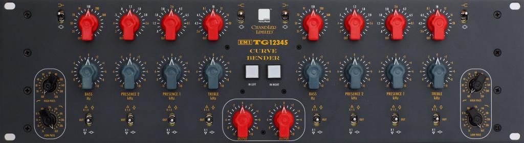 EMI TG12345 Curve Bender