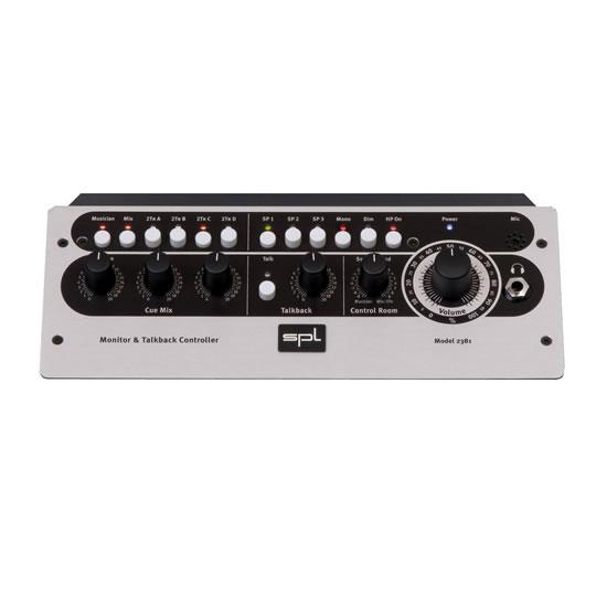 SPL Model 2381 Monitor and Talkback Controller
