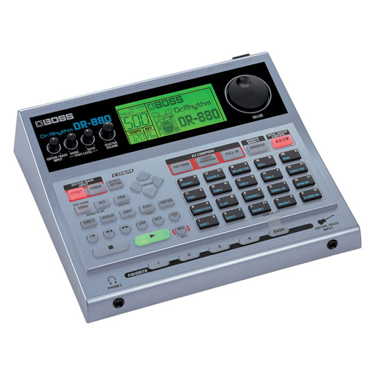 Boss Dr-880 Dr.Rhythm (Drum Machine)