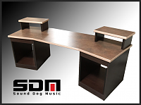 Sound Dog Music Producer Desk w/ Maple Edge