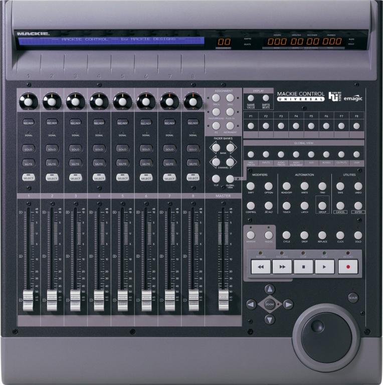 MCU Control Universal