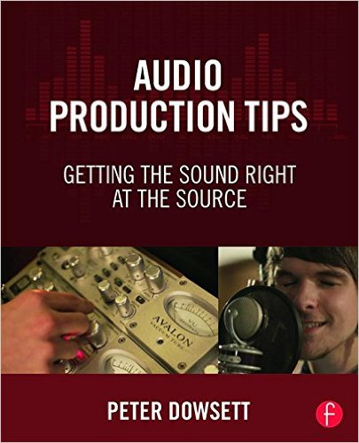 Focal Press Audio Production Tips