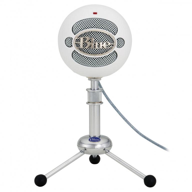 Blue Snowball USB Plug-n-Play