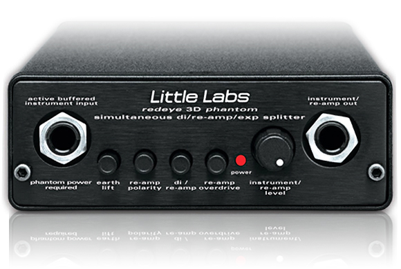 Little Labs Redeye 3D Phantom