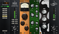 McDSP 6050 Ultimate Channel Strip Native