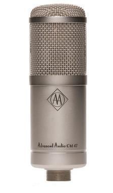 Advanced Audio Microphones CM47