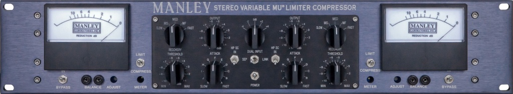 Stereo Variable Mu - Mastering Version
