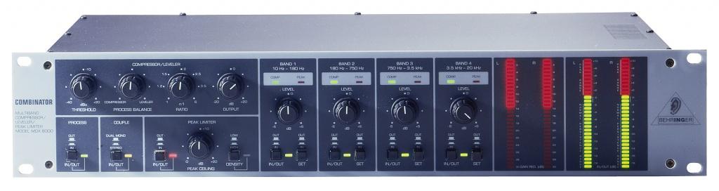 MDX 8000