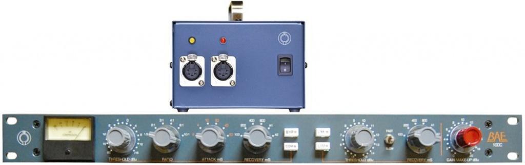 10DC Compressor/Limiter with PSU