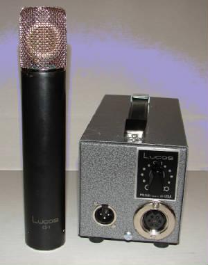Lucas CS-1