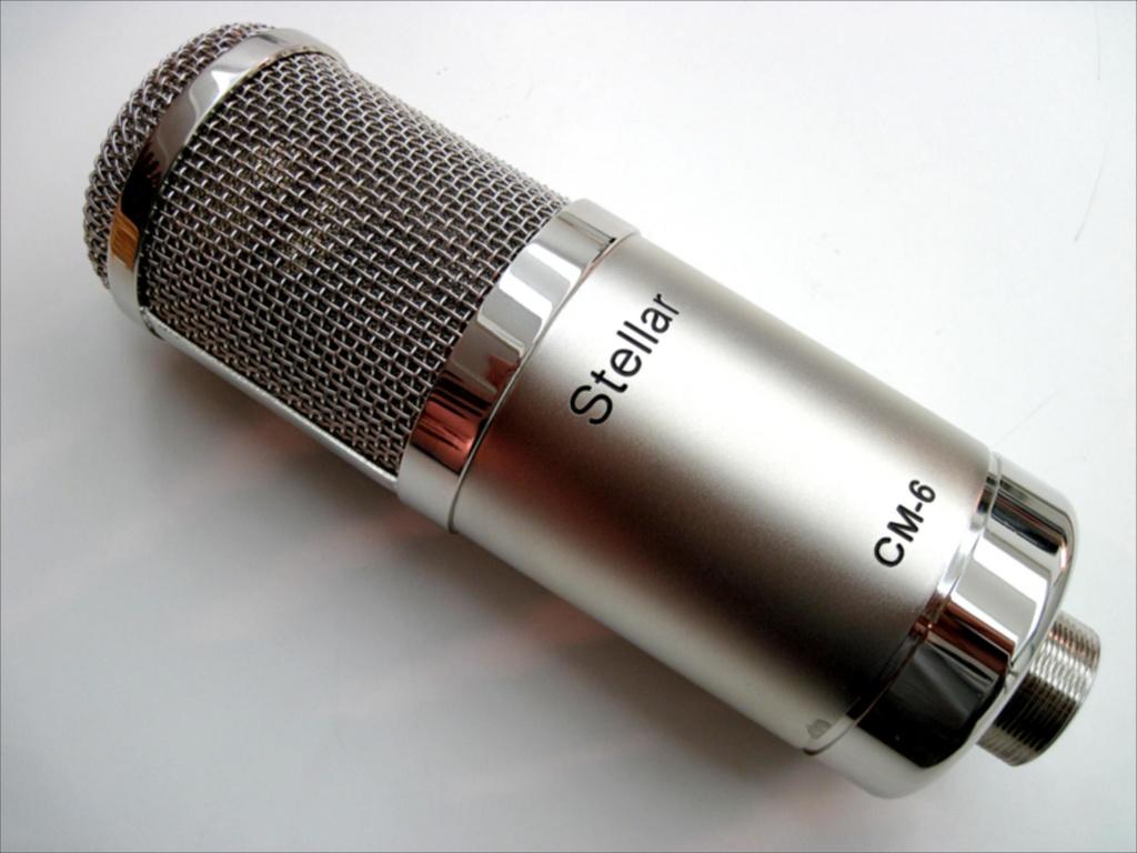 Stellar Professional Microphones CM-6
