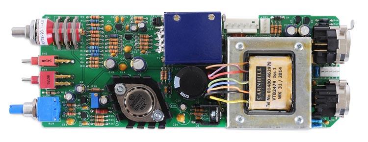 Seventh Circle Audio N72 Mic Preamp Kit