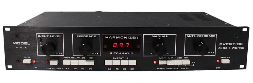 H910 Harmonizer Rackmount