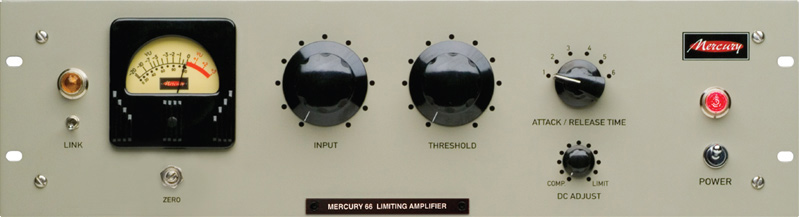 66 MKIII Studio Limiting Amplifier