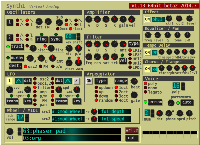 Favorite FREE vst (effects) and vsti (instruments) : let's do a