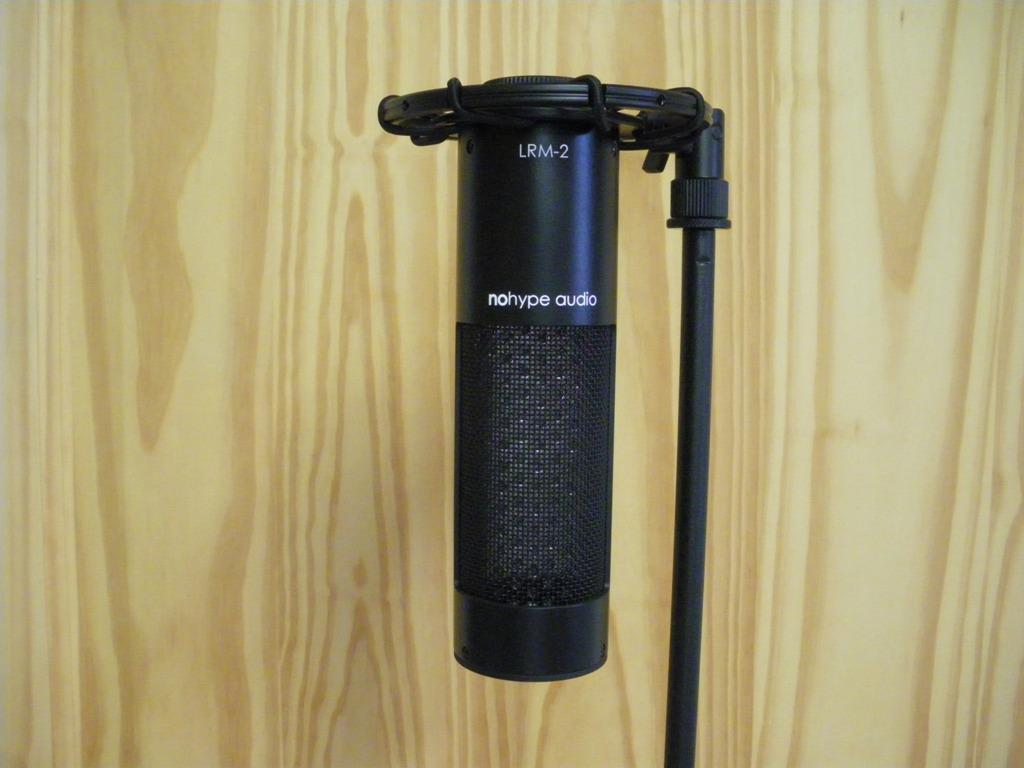 NoHype Audio LRM-2