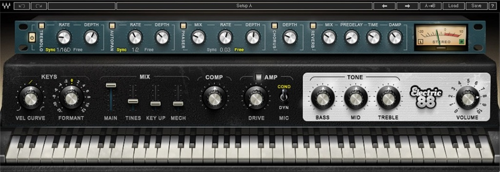 Electric 88 Piano